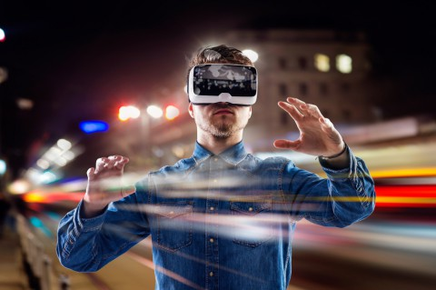 Daily Disruption: VR Seat Booking
