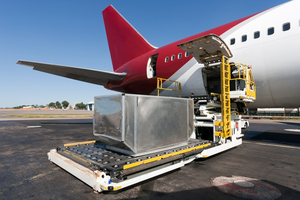 Mobile Enablement of Airline Cargo Terminal Operations