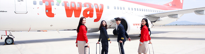 How a digital-first customer experience became the cornerstone of T'way Air's success