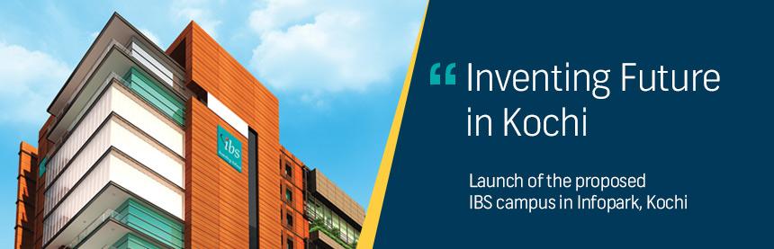 IBS Kochi to be a landmark for Kerala Inc.